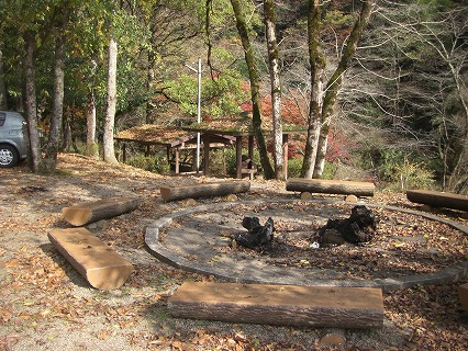 東山公園キャンプ場